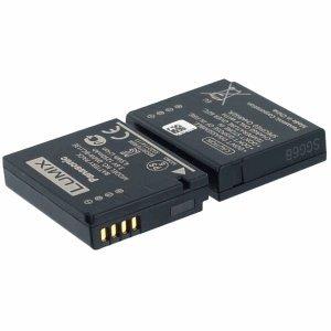 Panasonic Akku Lumix DMC-LX7 Li-Ion 3,6 Volt 1250 mAh
