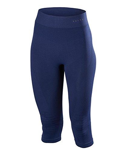 Falke máx Warm 3/4Tights Women–Ropa Interior Deportiva, Otoño-Invierno, Mujer, Color Noche Oscura, tamaño Medium