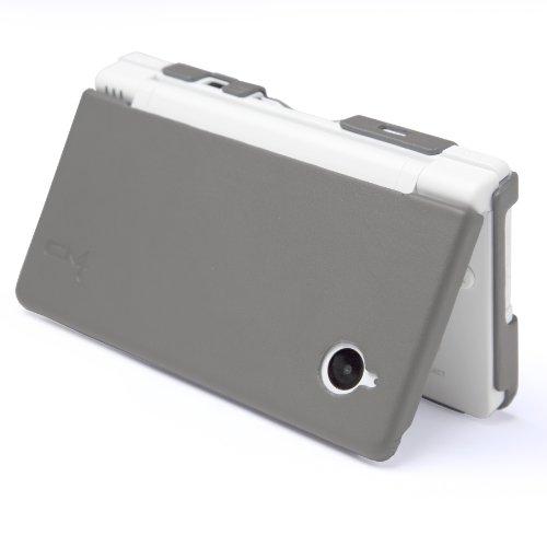 DSi Case - CM4 Catalyst Slim Cover for Nintendo DSi - Slate / cdsi - Gray