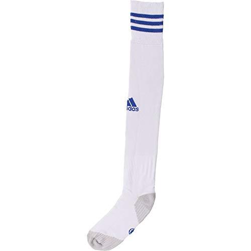 adidas Adisock 12, Medias para Hombre, Blanco / Azul (White...