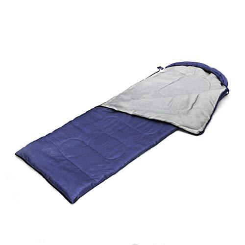 ZFFSC Slaapzak, ultralicht, voor camping, slaapzak, van katoen, waterdicht, laag gewicht, voor volwassenen, thermo-slaapzakken