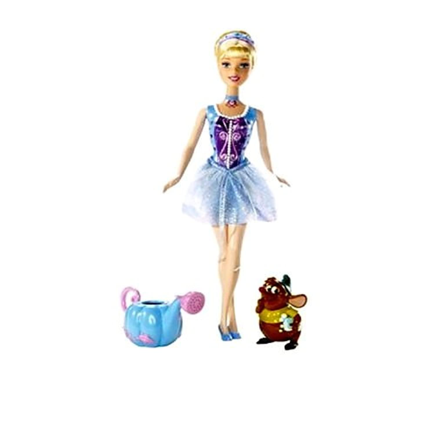 Disney Princess Bath Beauty Cinderella Doll by Mattel