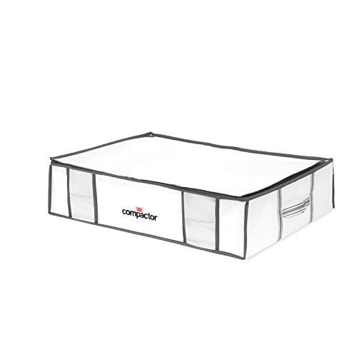 Compactor Lot de 2 Life Housse de rangement sous vide, Blanc, L, 50 x 65 x H 15,5 cm, RAN7402