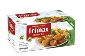 Frimax Pflanzenfett / Blockfett - 10kg Karton