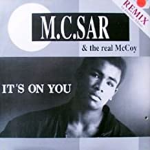 Real McCoy - It's On You (Remix) - ZYX Records - ZYX 6289R-12