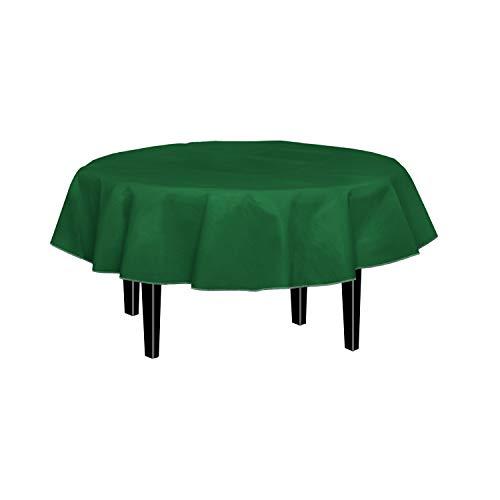 mantel verde oscuro de la marca Exquisite