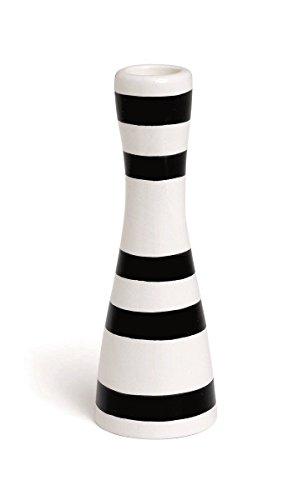 Kähler Omaggio Kerzenhalter, Keramik, Mehrfarbig, 16cm