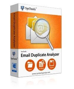 Imagen de SysTools Email analizador duplicado