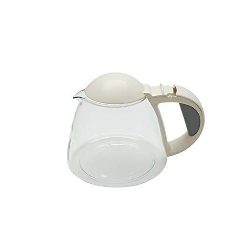 Ersatzkanne/Glaskanne beige Bosch für Teemaschine Teebereiter TTA2009 Türkischer Art