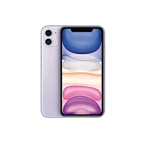 Iphone 11 Apple Roxo, 128gb Desbloqueado - Mwm52bz/a