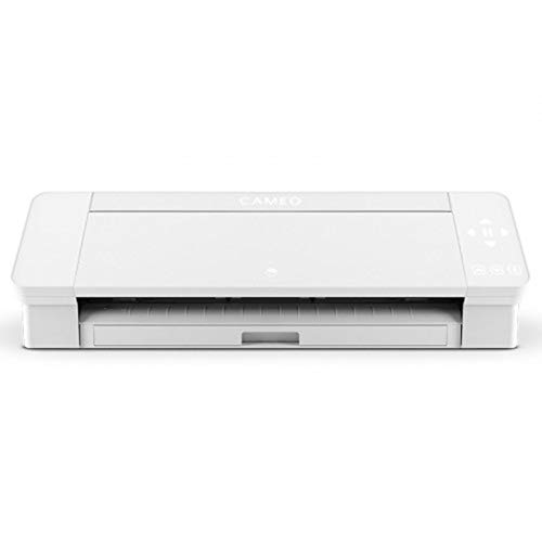 Silhouette CAMEO-4-4T Wireless Cutting Machine with Bluetooth New!