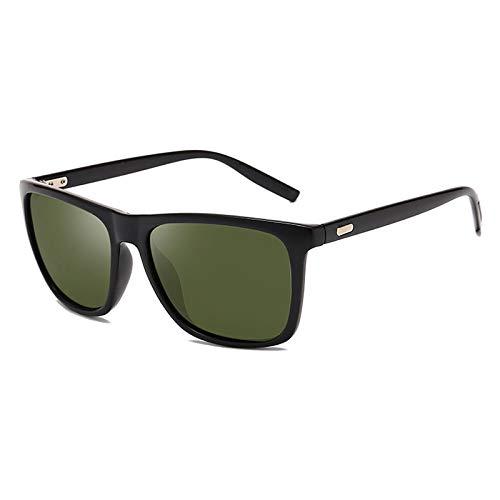 NJJX Gafas De Sol Polarizadas Clásicas Para Hombre, Gafas De Sol De Conducción A La Moda Para Hombre, Gafas Con Espejos 07