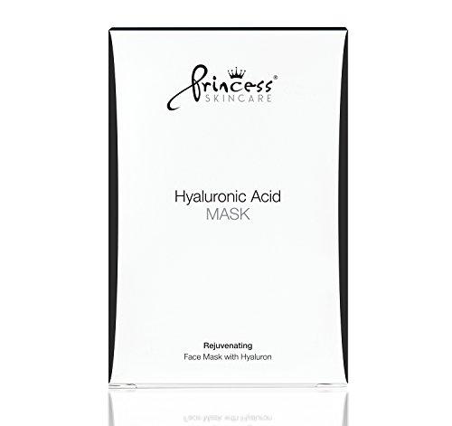 Croma Princess Skincare - Hyaluronsäure-Maske