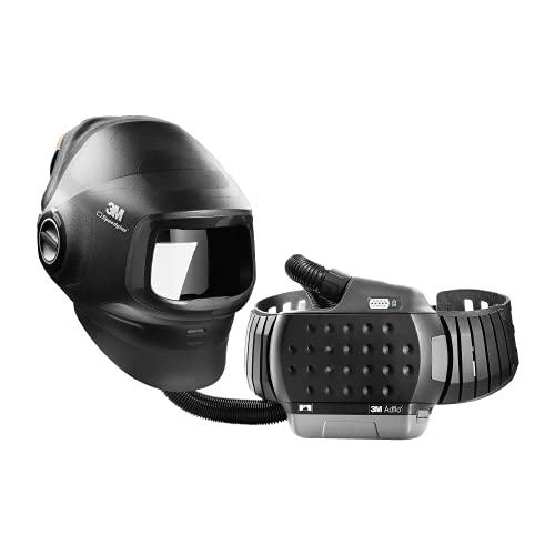 3M Speedglas Heavy-Duty Welding Helmet G5-01 w ADF G5-01 and 3M Adflo High-Altitude PAPR Assembly, 46-1101-30i