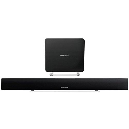 Harman/Kardon SB35 Home Cinéma 1.1 Bluetooth Noir, Argent