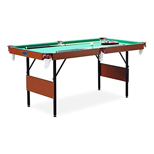 RACK Crucis Folding 5.5-Foot Billiard/Pool Table