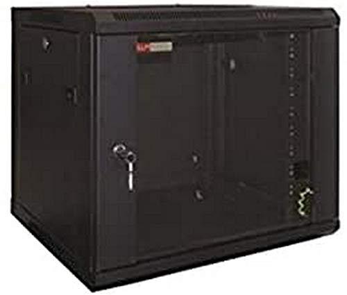 WP WPN-RWB-12605-B - Armario para Servidor de Red (12U, 600 x 500 x 635 mm), Negro