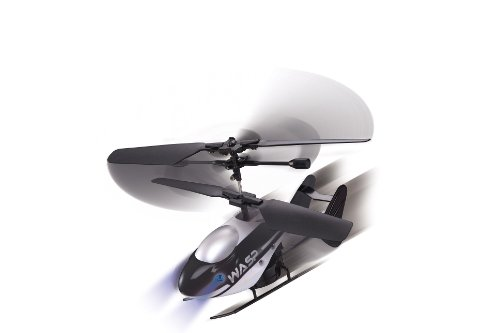 EXrc Excalibur Black Wasp Remote Control Helicopter