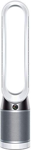Dyson Pure Cool Turm-Luftreiniger (mit 2 HEPA-Filtern und 2 Aktivkohlefilter, inkl. Fernbedienung und App-Steuerung, Ventilator und Luftreinigungsgerät mit Geruchs- und Schadstofffilter)
