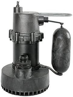 Franklin Electric 505700 Model 5.5-ASP Series Sump Pump, 115V
