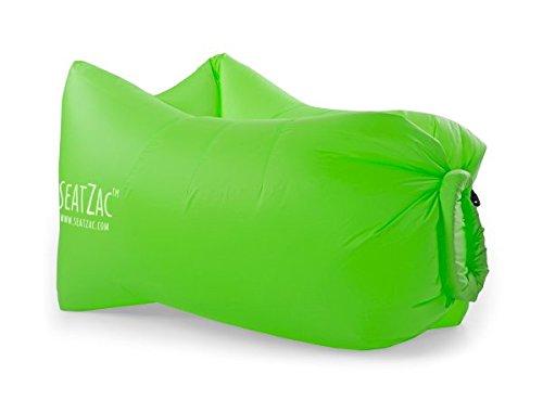 Preisvergleich Produktbild SeatZac Sitzsack - Wild Green