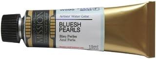 Mijello Mission Gold Class Water Color, 15ml, Bluish Pearl