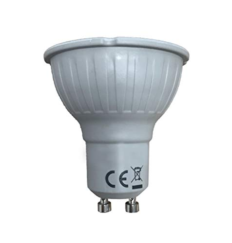 Megaman 140512 - Bombilla LED (4,2 W, GU10, 4000 K, GU10)