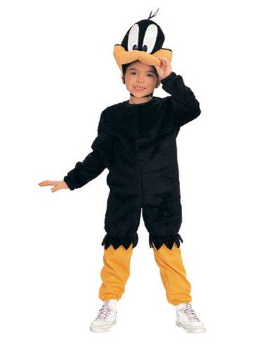 Disfraz de Pato Lucas para nio - 5-7 aos