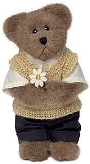 Boyds Edmund Holding Daisy Plush Bear #9175-20 Retired