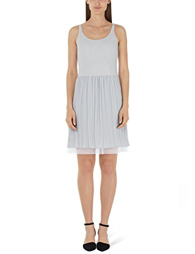 Marc Cain Sports Damen HS 21.16 W76 Kleid, Mehrfarbig (Silver Cloud 803), (N6 / 44)