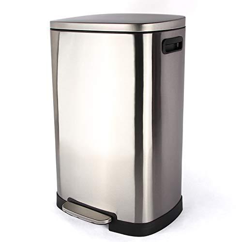 La Mejor Lista de Cubos de basura para la cocina - los más vendidos. 6