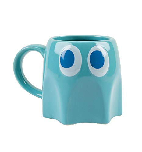 Pac Man Inky Ghost Mug