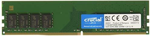 Crucial CT4G4DFS8266 módulo de - Memoria 4 GB