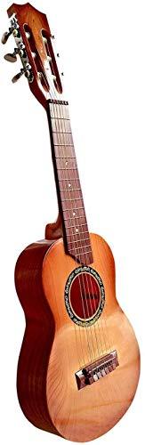 "RKgupta Enterprises RK Toys 6-String 24"" Acoustic Guitar Kids Toy,Adjustable Guitar Brown,Plastic,Pack of 1"