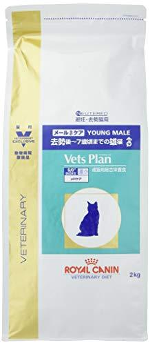 ベッツプラン (Vets Plan) 療法食 ロイヤルカナン Vets Plan メールケア ドライ 猫用 2kg