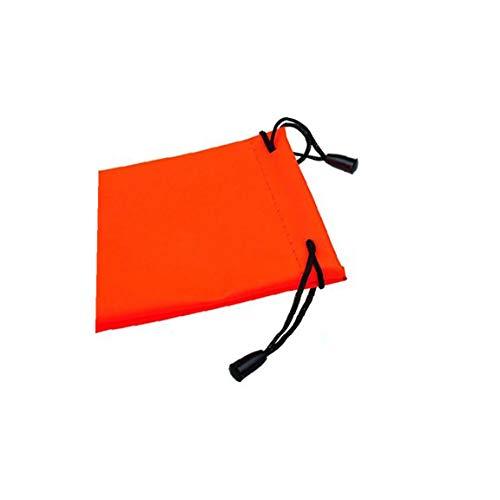 IUwnHceE Gafas de Sol Bolsa de Microfibra Gadgets cordón Bolsa de Almacenamiento Color al Azar 10Pcs para Hombres y Mujeres