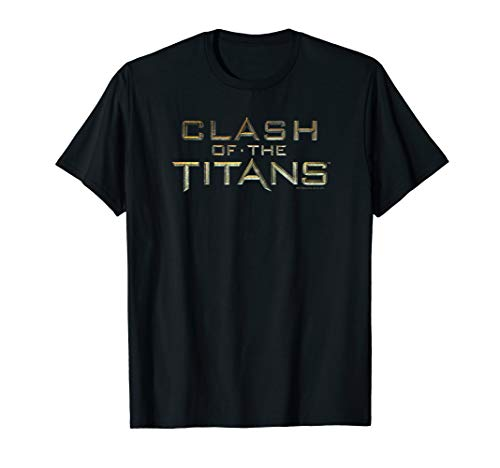 Clash of the Titans Logo T Shirt