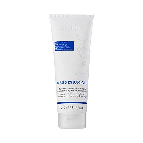 Vitabay Original Zechstein Magnesium Gel 250 ml • Magnesiumchlorid • Dermatologisch getestet