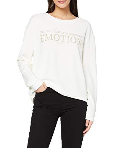 comma Damen 601.10.012.14.140.2053405 Sweatshirt, 01D2, 36