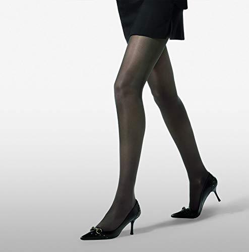 PANTY VARICEL 140 Compresión graduada. Tus piernas descansan y previene la aparición o evolución de las varices. Compresión fuerte 18/22 mmHg. (NEGRO P)