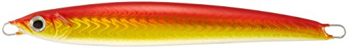 スミス(SMITH LTD) メタルジグ メジューム 140mm 165g アカキンWL #16