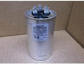HARTLAND CONTROLS HCKS800D050R370Z 80+5 MFD X 370VAC ROUND DUAL RUN CAPACITOR