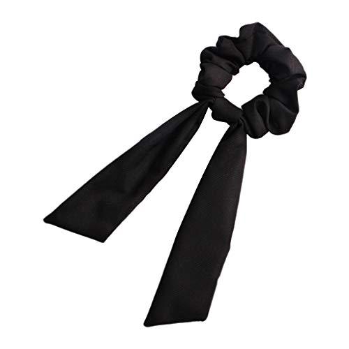 Yanhonin - Cuerda para el Pelo para Mujer, pañuelo de Cinta Larga, coletero
