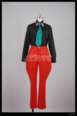 『コスプレ 戦う司書 ミレポック=ファインデル コスプレ衣装アニメコスチューム』の5枚目の画像
