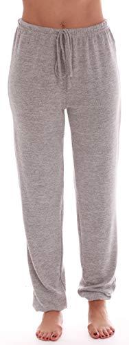#followme Hacci Pants for Women 6768-GRY-M Grey