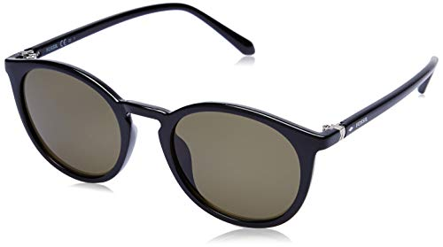 Fossil Herren fos 3092/s Sonnenbrille, Black, 50