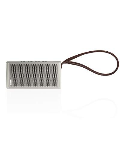 Loewe klang m1 Lichtgrau (Bluetooth Lautsprecher, tragbarer Lautsprecher mit bis zu 12 Stunden Laufzeit)