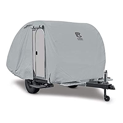 Classic Accessories PermaPro Tear Drop Trailer Cover