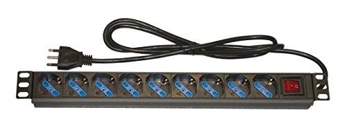 Link Accessori LK10053 Accesorio de Bastidor Regleta eléctrica - Accesorio de Rack...