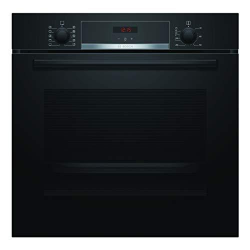 Bosch Serie 4 HBA554EB0 - Horno (Medio, Horno eléctrico, 71 L, 71 L, 50-275 °C, Negro)